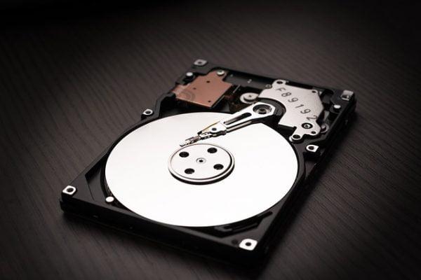 Hard Disk (Hard Drive)
