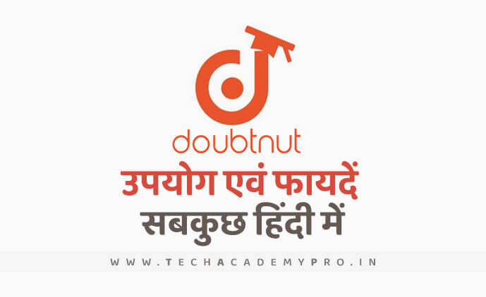 Doubtnut Learning App & Online Learning Portal in Hindi