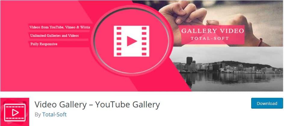 YouTube Gallery WordPress plugin min