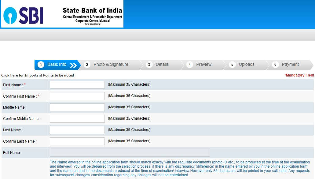 SBI PO Exam 2021 Recruitment: State Bank of India, Online Apply Now